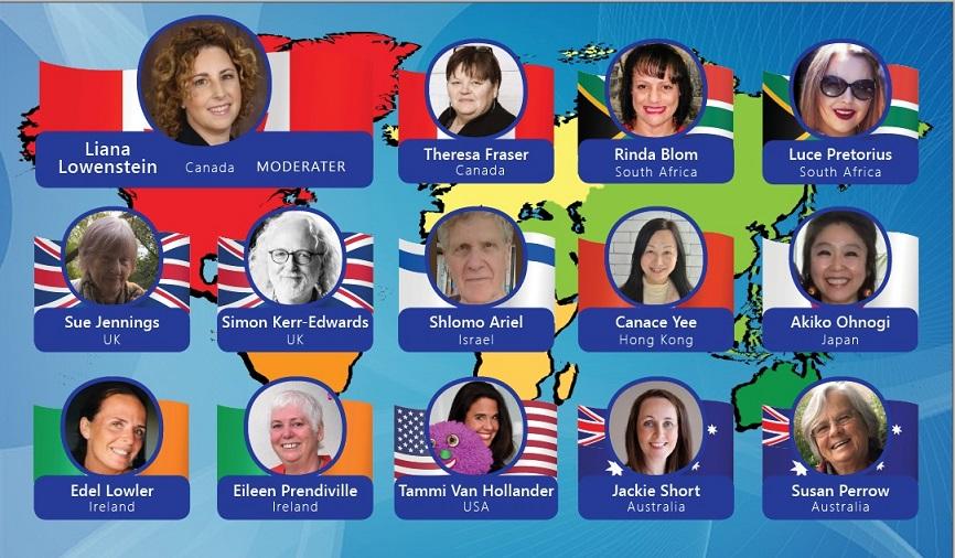 international guest speakers